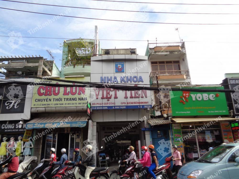 Nha khoa Việt Tiên - Cơ Sở 1