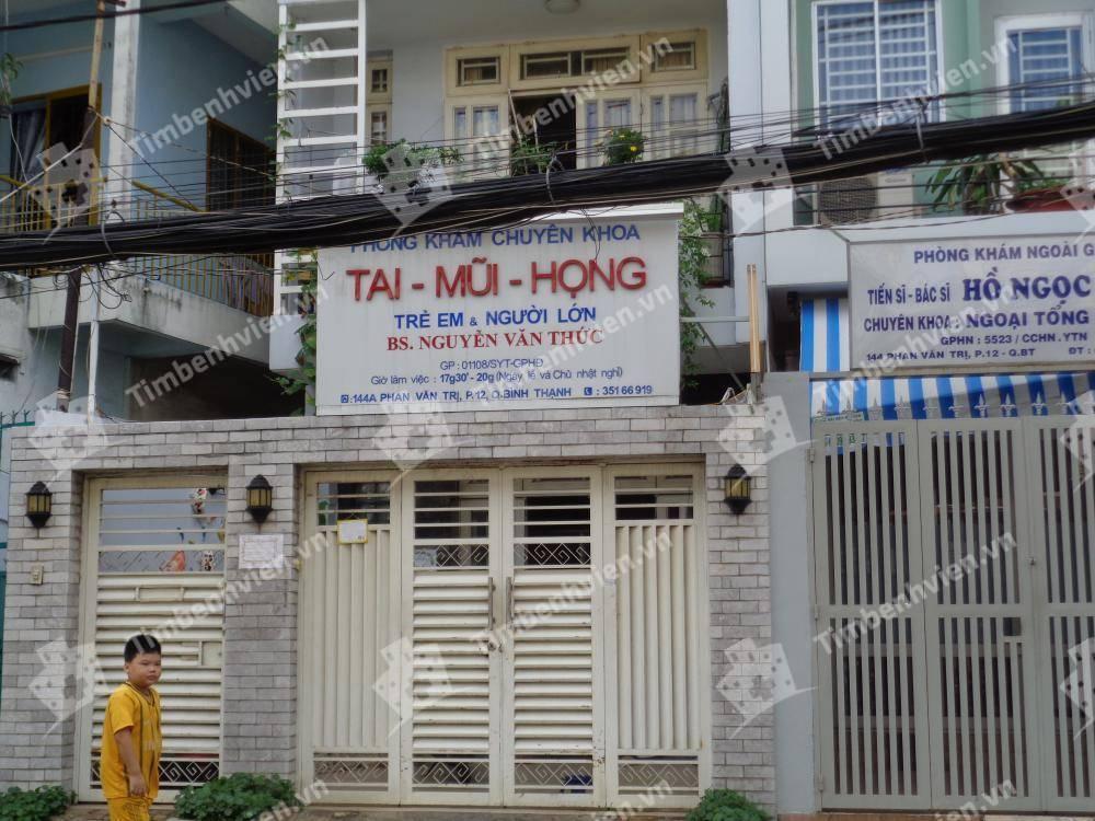 Phòng Khám Chuyên Khoa Tai Mũi Họng - BS. Nguyễn Văn Thức