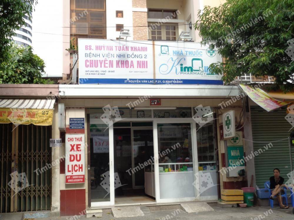 Phòng khám chuyên khoa Nhi - BS. Huỳnh Tuấn Khanh