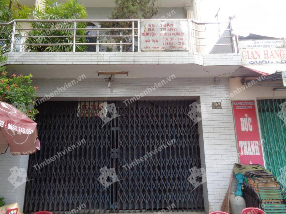 Phòng khám chuyên khoa Nhi - BS Tuấn & BS Trang