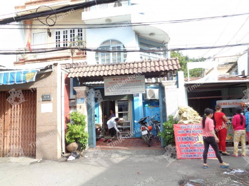 Phòng khám chuyên khoa Tâm Thần - BS. Lê Quốc Nam