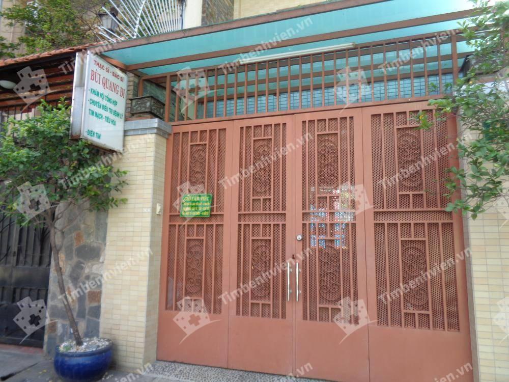 Phòng Khám Chuyên Khoa Nội Tổng Hợp - BS. Bùi Quang Đi - Cổng chính