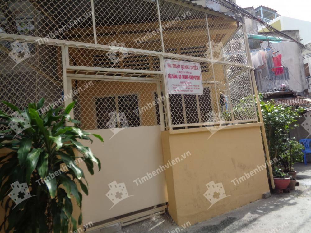 Phòng khám chuyên khoa Ngoại Tổng Hợp - BS. Phạm Quang Tuyến