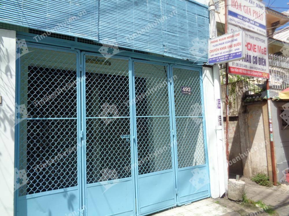 Phòng khám chuyên khoa Ung Bướu - BS. Phạm Xuân Dũng