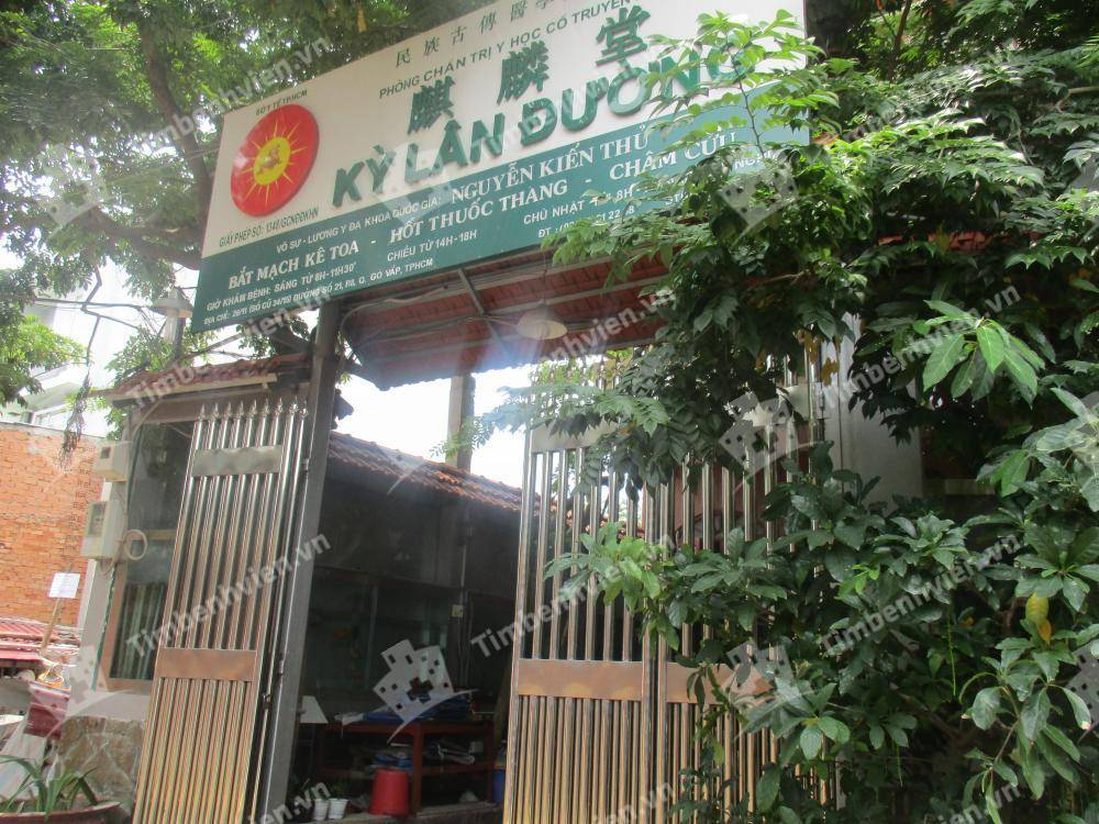 Phòng Chẩn Trị Đông Y Kỳ Lân Đường