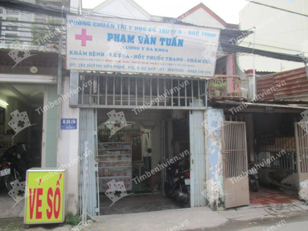 Phòng chẩn trị y học cổ truyền Đức Thịnh