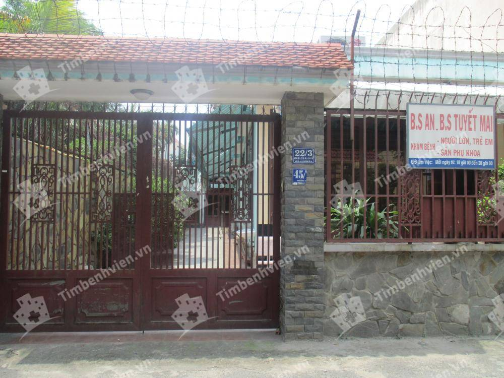 Phòng Khám Chuyên Khoa Sản & Nội tổng quát - BS An & BS Tuyết Mai