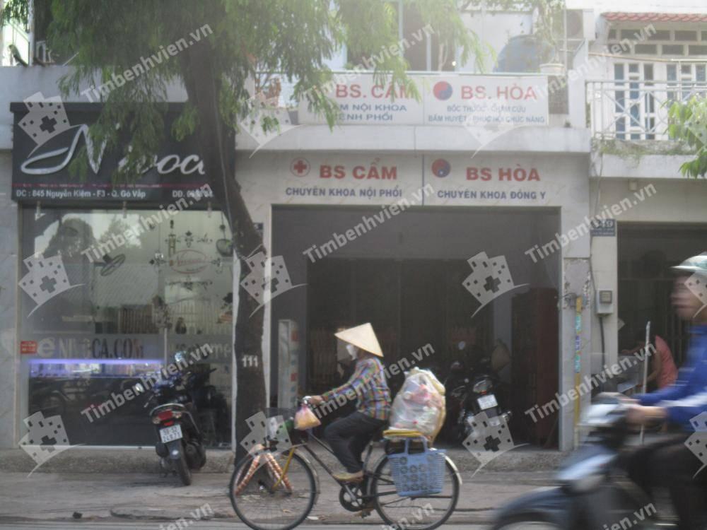 Phòng khám Chuyên khoa Nội phổi và đông y - BS Phạm Như Cẩm & BS Hòa