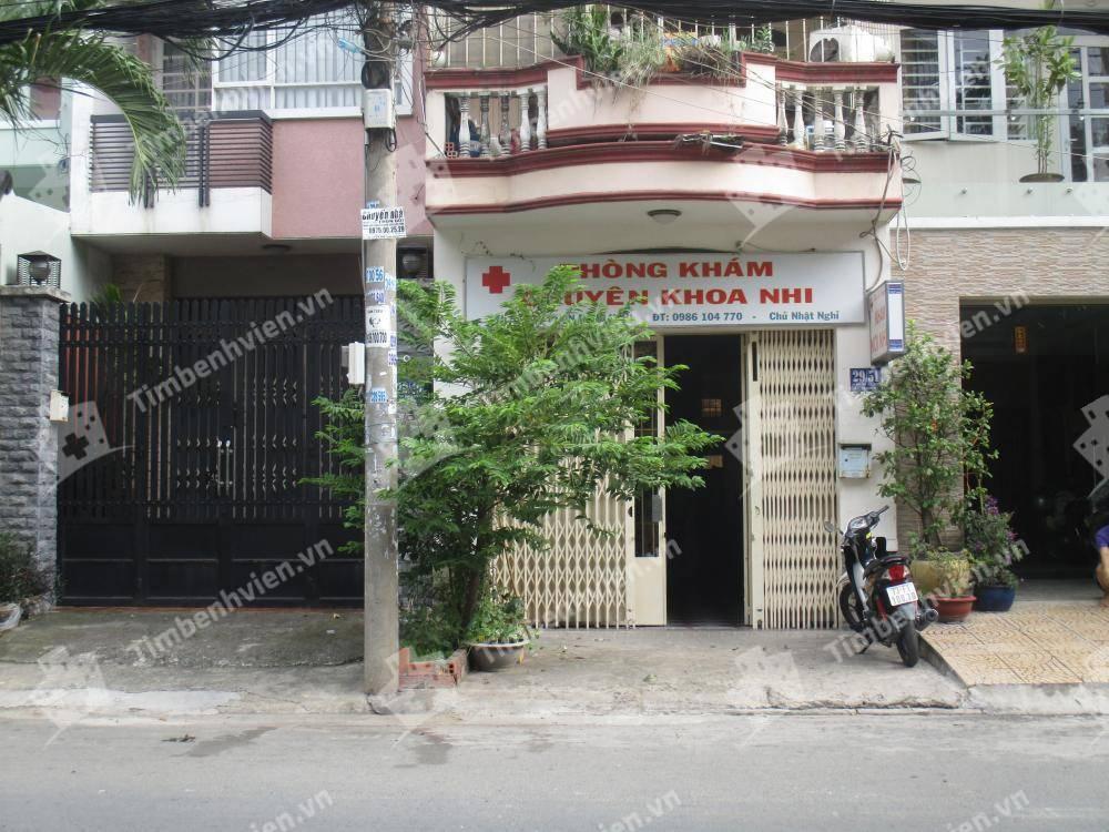 Phòng Khám chuyên khoa Nhi - BS Phan Đăng Nghị