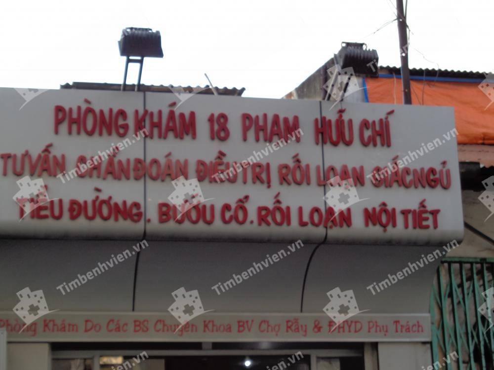Phòng khám 18 Phạm Hữu Chí