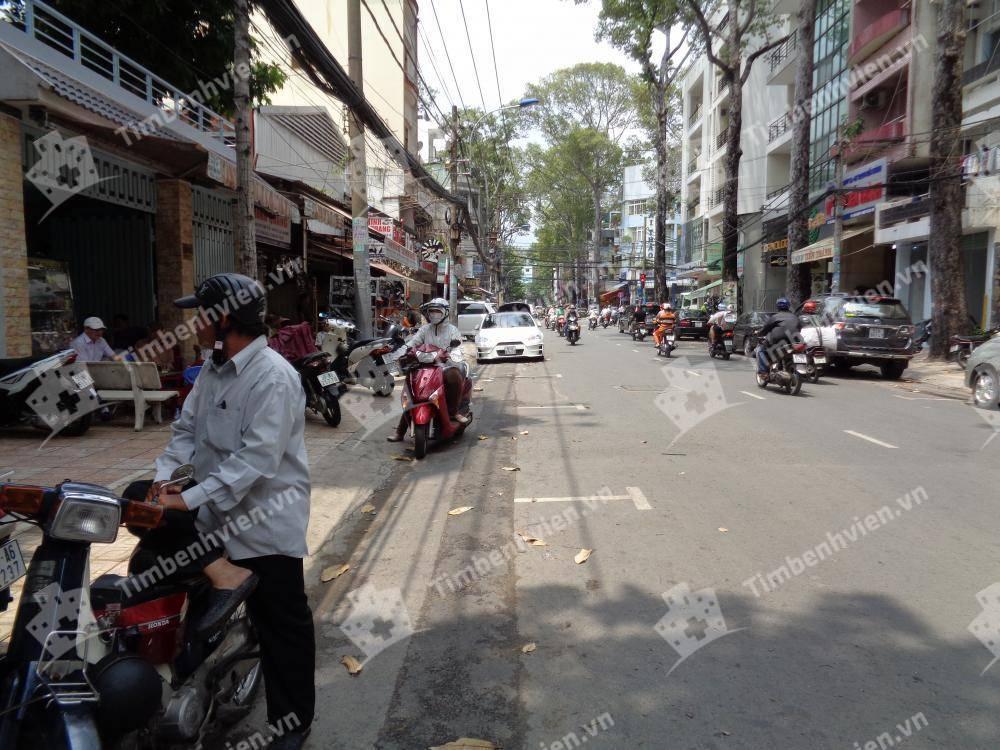 Phòng khám chuyên khoa Sản phụ khoa - BS Trương Thị Xinh