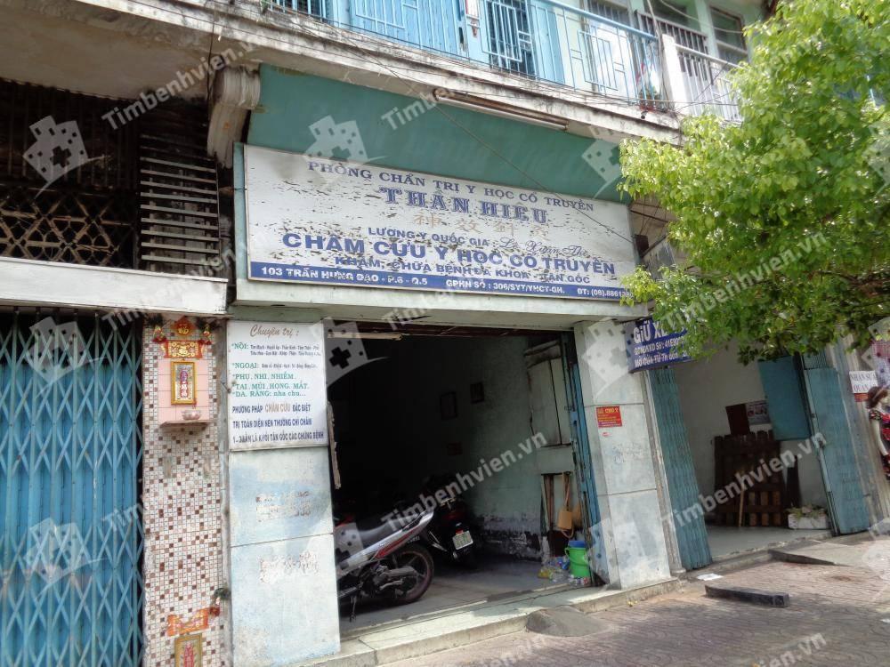 Phòng Chẩn Trị Y Học Cổ Truyền Thần Hiệu