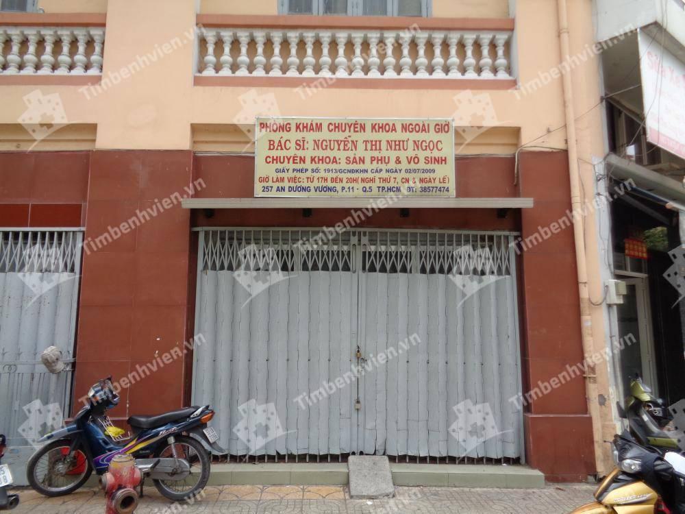 Phòng khám chuyên khoa Sản phụ khoa - BS Nguyễn Thị Như Ngọc