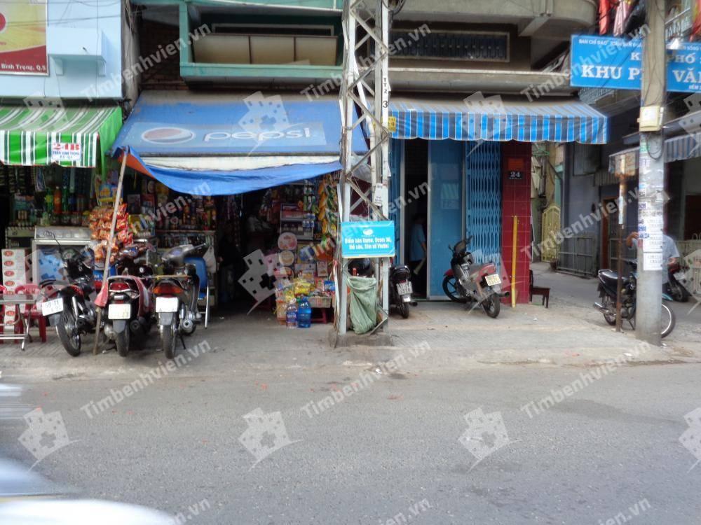 Phòng Khám Chuyên Khoa Nội Tổng Hợp - BS Võ Thị Thiên Hương
