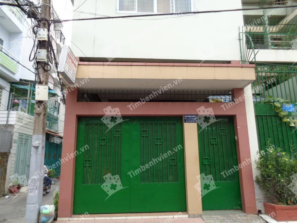 Phòng khám nội tổng hợp & Tim mạch - TS.BS. Tạ Thị Thanh Hương
