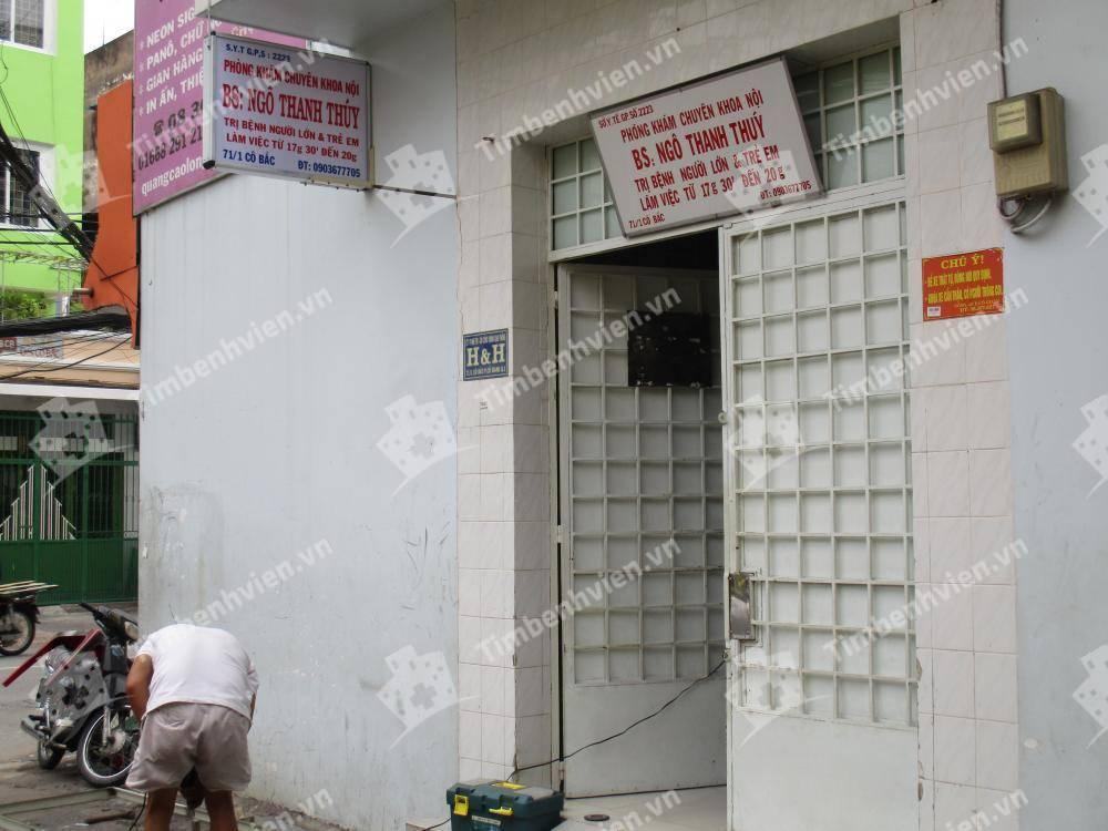 Phòng Khám Chuyên Khoa Nội Tổng Hợp - BS Ngô Thanh Thúy