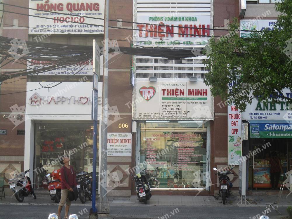 Phòng khám đa khoa Thiện Minh