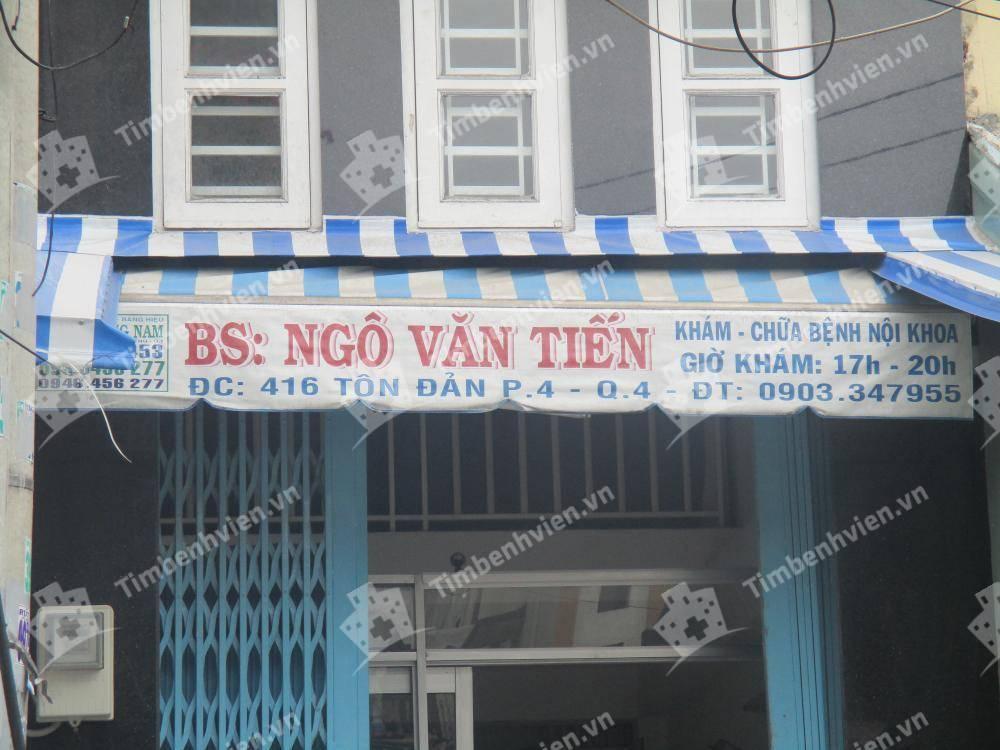 Phòng Khám Chuyên Khoa Nội Tổng Hợp - BS Ngô Văn Tiến