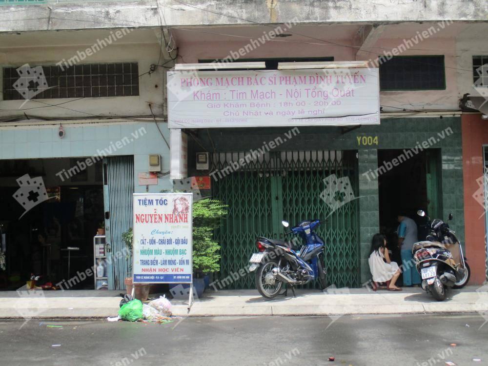 Phòng mạch BS Phạm Đình Tuyến