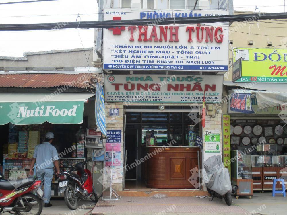 Phòng Khám Thanh Tùng