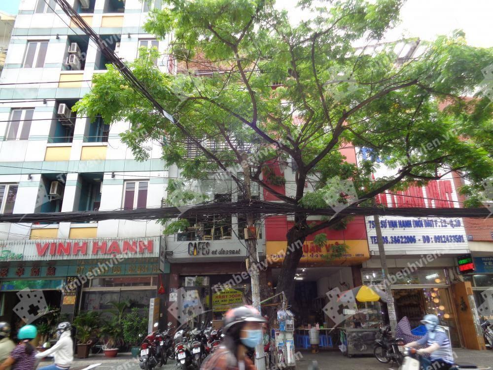 Phòng khám chuyên khoa Mắt - BS Nguyễn Thế Hồ