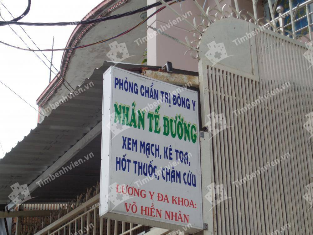Phòng Chẩn Trị Đông Y Nhân Tế Đường