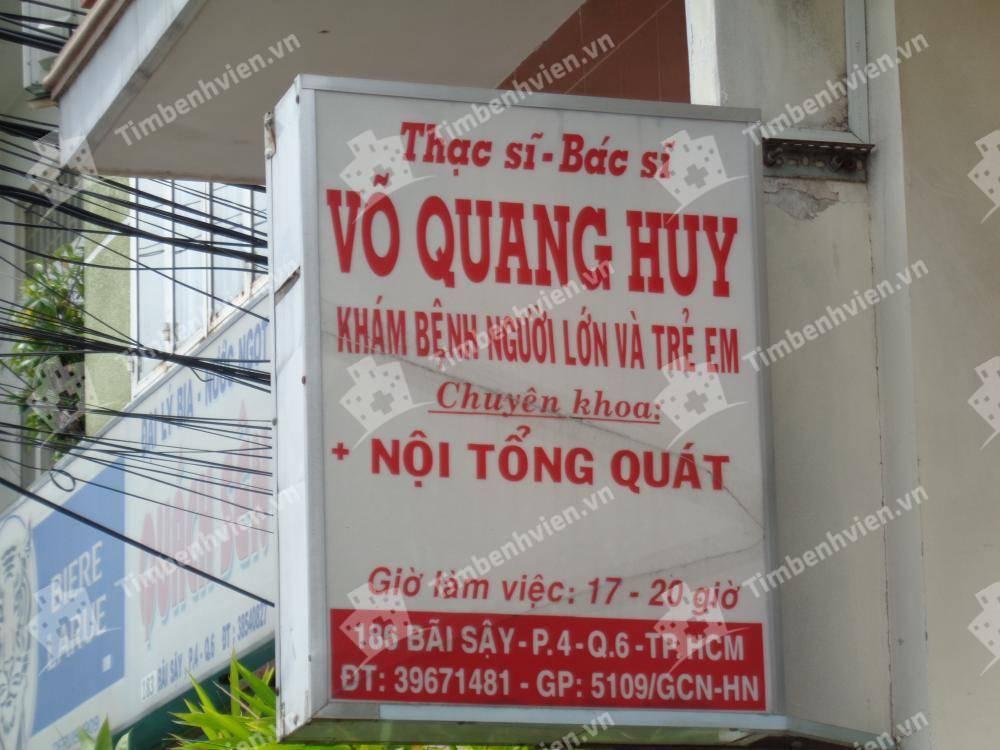 Phòng Khám Chuyên Khoa Nội Tổng Hợp - BS Võ Quang Huy
