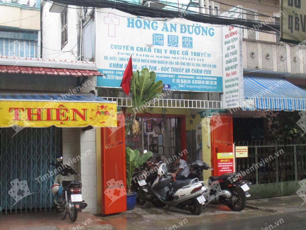 Phòng Khám Đông Y Hồng Ân Đường