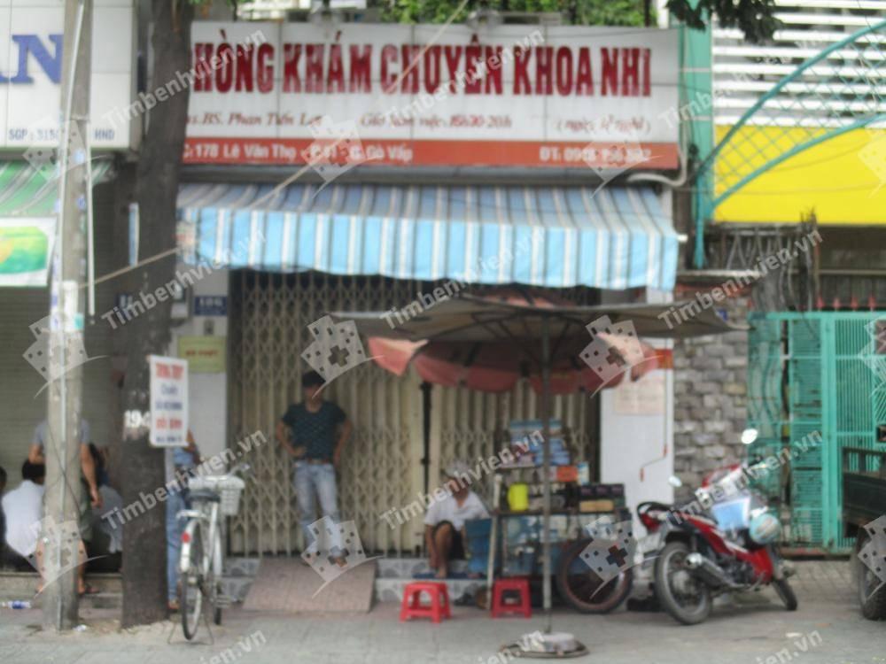 Phòng Khám Chuyên Khoa Nhi - BS Phạm Tiến Lợi