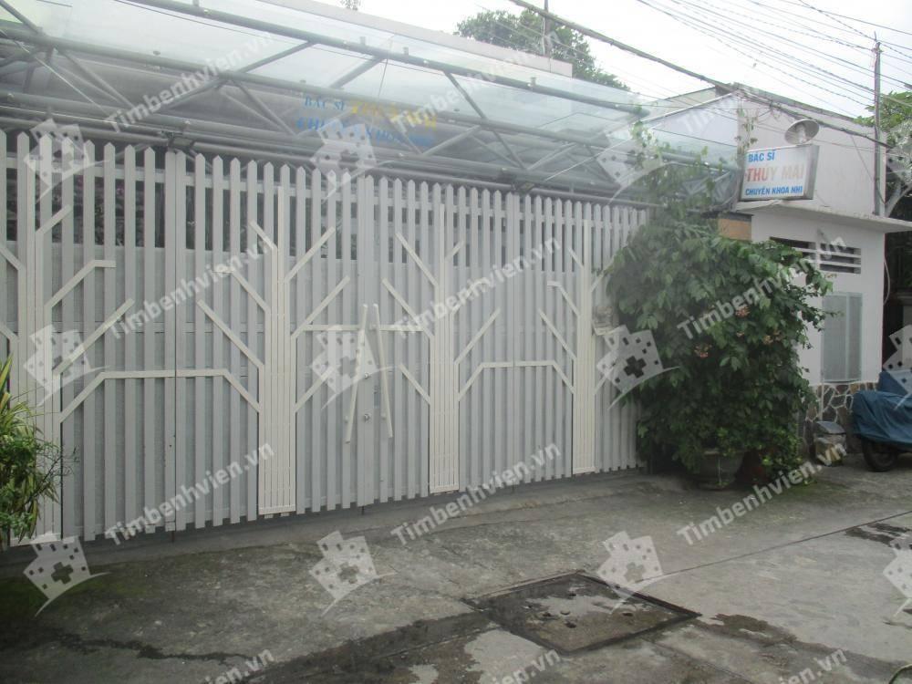 Phòng khám chuyên khoa Nhi - BS. Trương Thị Thúy Mai