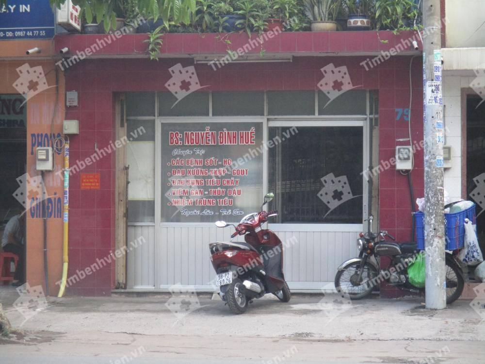 Phòng Khám Chuyên Khoa Nội Tổng Hợp -   BS. Nguyễn Đình Huề