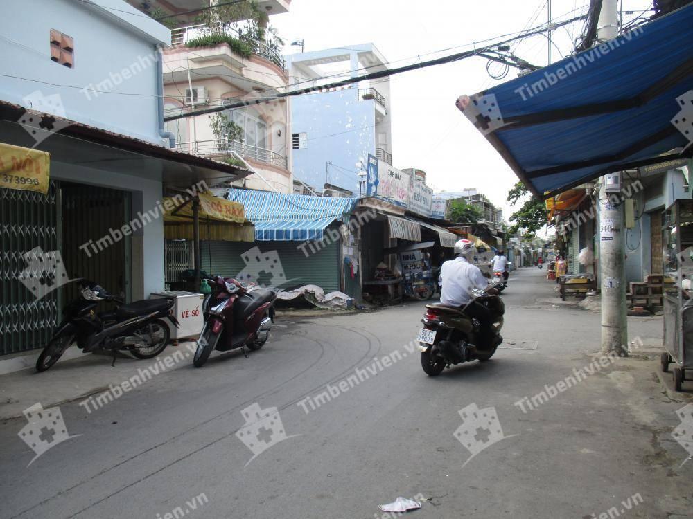 Phòng Khám Chuyên Khoa Nội Tổng Hợp - BS. Phạm Tiến Ngọc