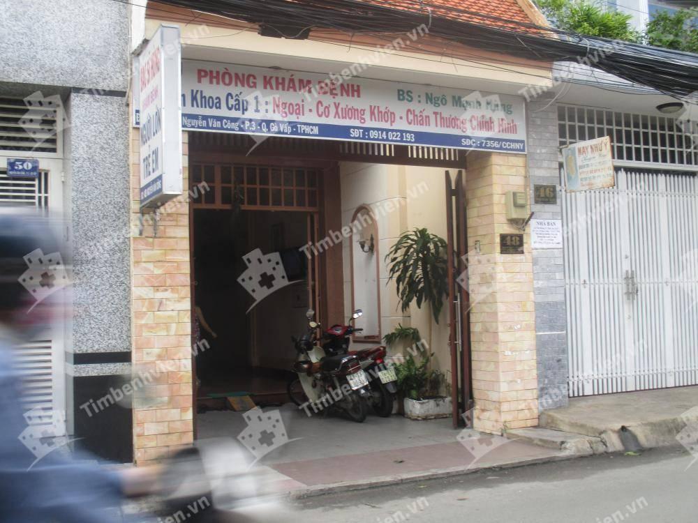 Phòng Khám Chuyên Khoa Xương Khớp - BS Ngô Mạnh Hùng