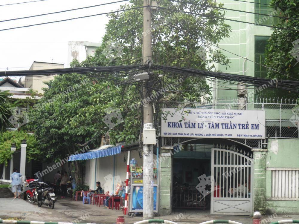 Bệnh Viện Tâm Thần - Khoa Tâm Lý Tâm Thần Trẻ Em