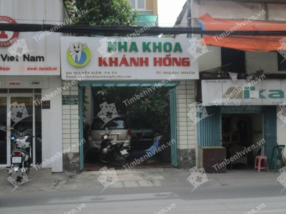 Nha Khoa Khánh Hồng
