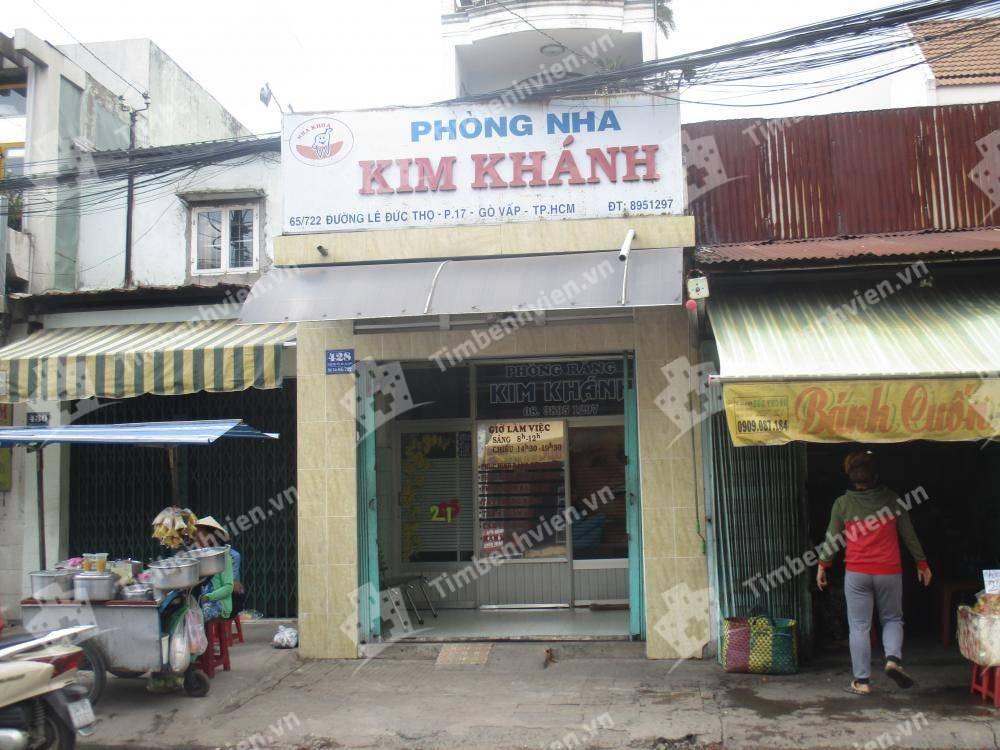 Nha khoa Kim Khánh