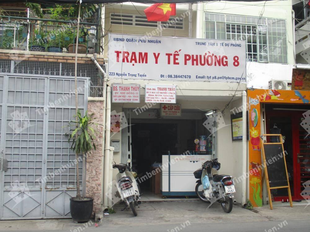 Trạm Y Tế Phường 8 Quận Phú Nhuận