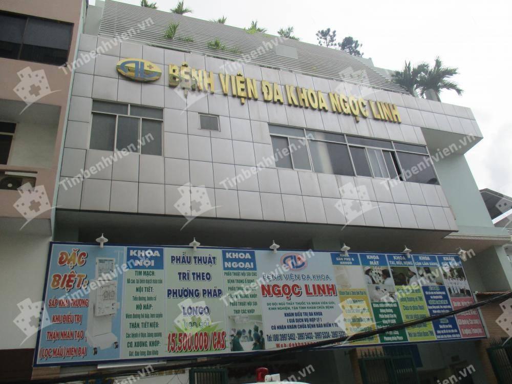 Bệnh Viện Đa Khoa Ngọc Linh
