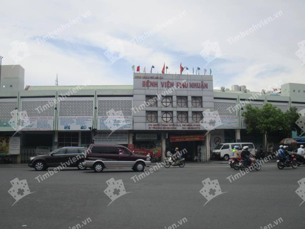 Bệnh viện Quận Phú Nhuận