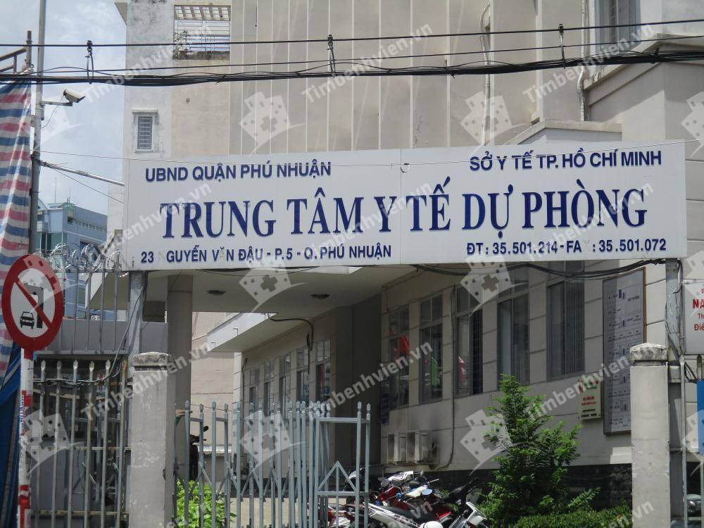 Trung Tâm Y Tế Dự Phòng Quận Phú Nhuận