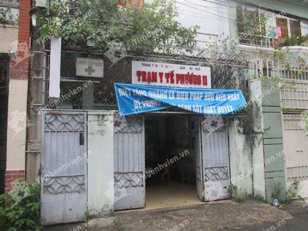 Trạm Y Tế Phường 11 Quận Phú Nhuận