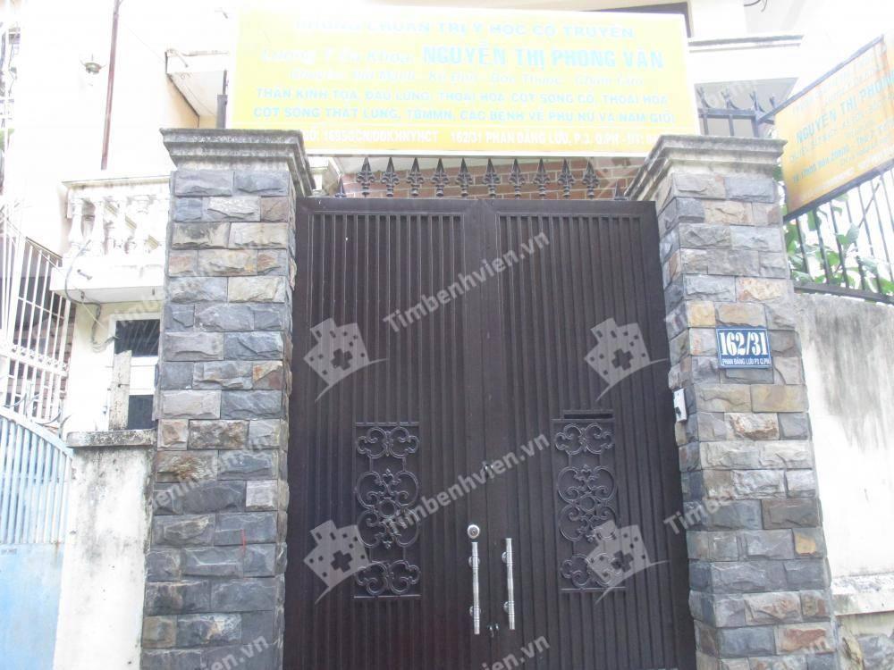Phòng Khám Y Học Cổ Truyền - BS. Nguyễn Thị Phong Vân