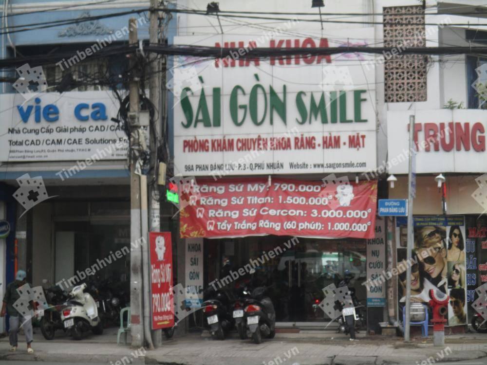 Nha Khoa Sài Gòn Smile