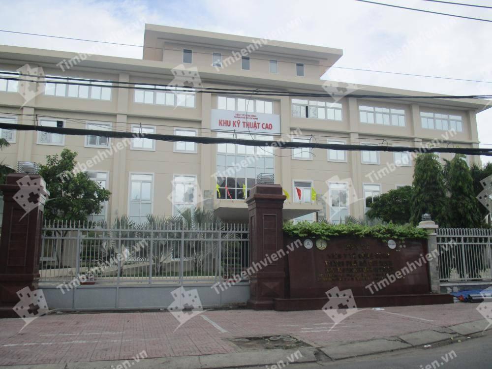 Viện Y Tế Công Cộng TPHCM