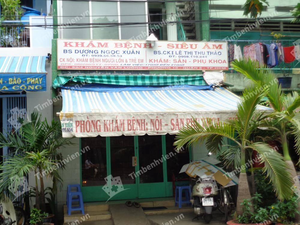 Phòng Khám Chuyên Khoa Nội Tổng Hợp - BS Xuân & BS Thảo