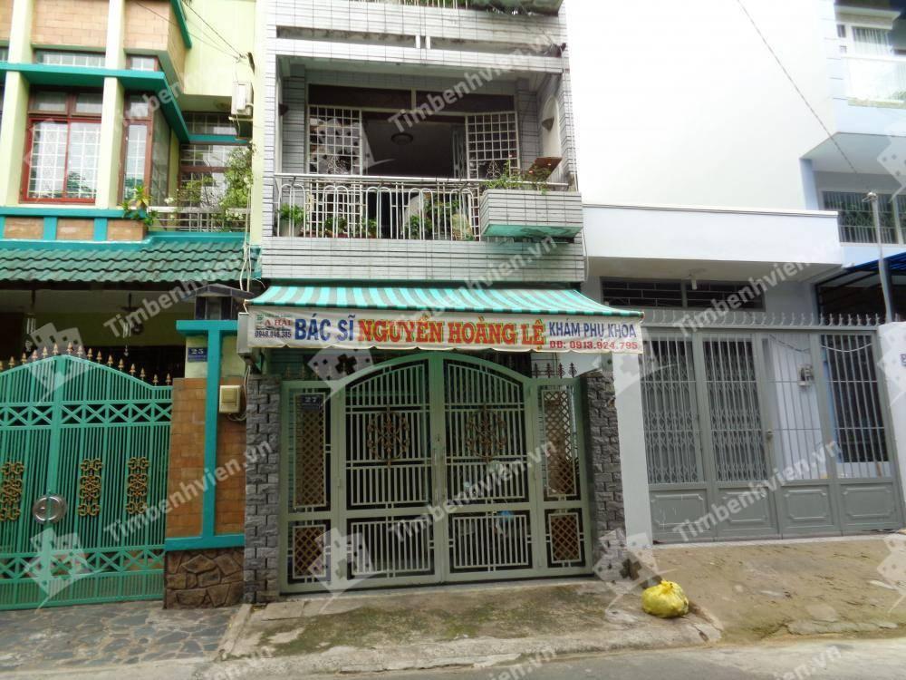 Phòng khám phụ khoa - BS Nguyễn Hoàng Lệ - Cổng chính