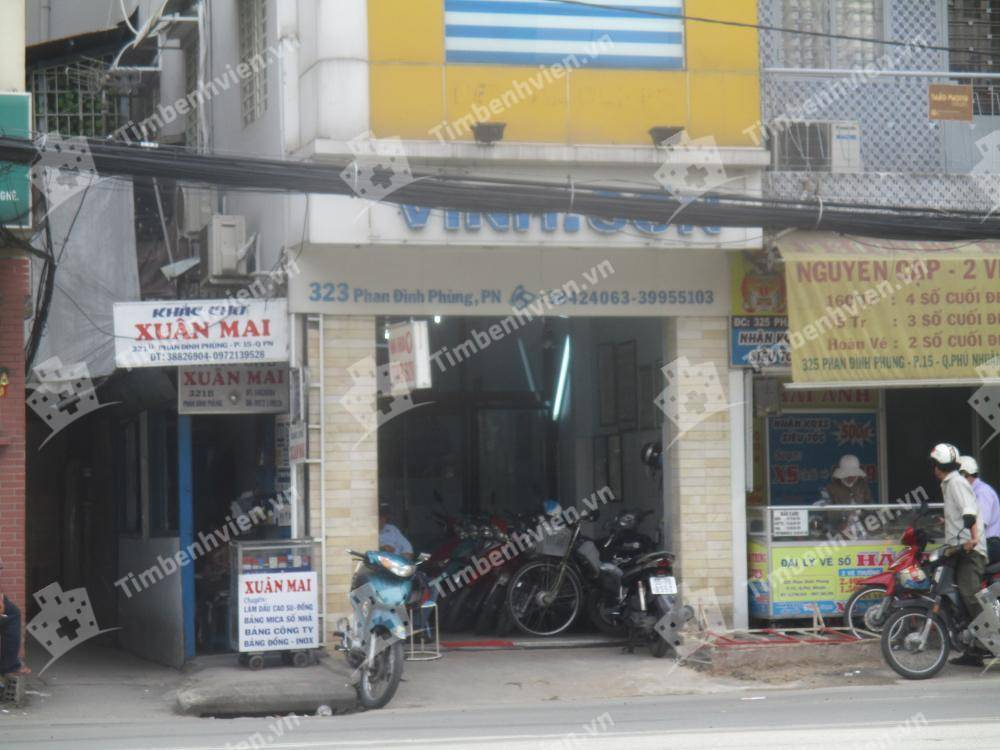 Nha Khoa Vĩnh Sơn - Cổng chính