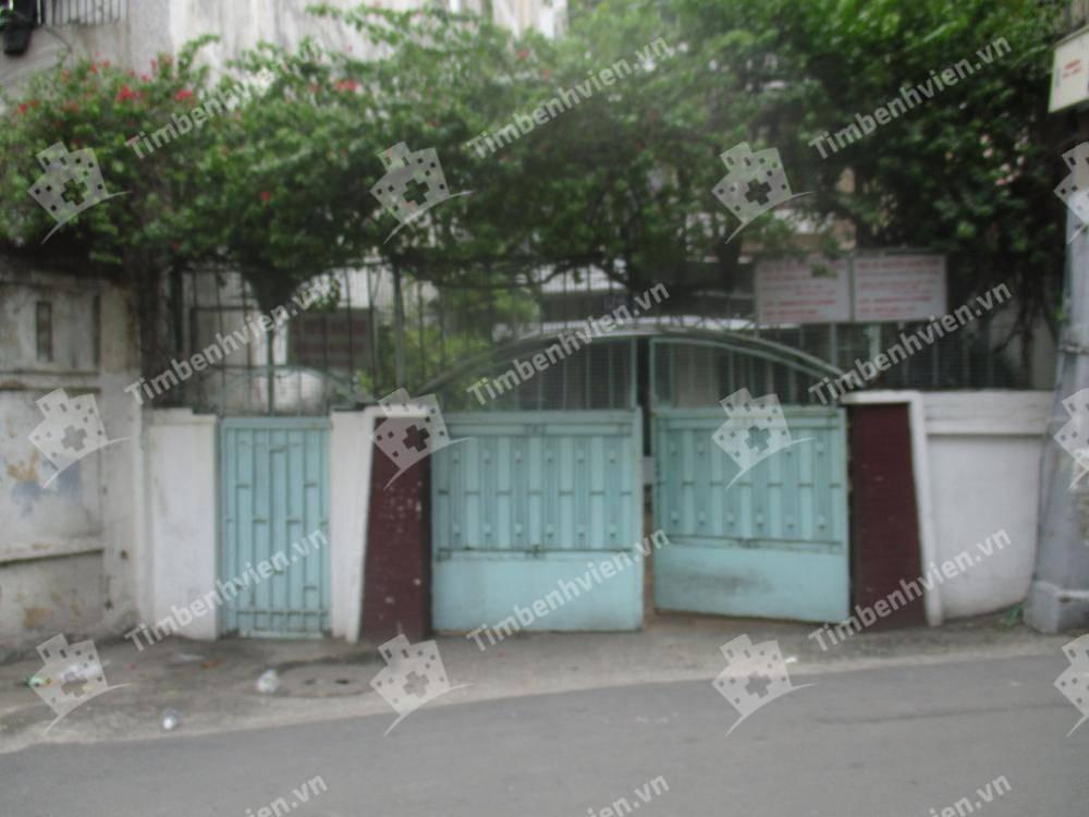 Phòng Khám Chuyên Khoa Nội Tổng Hợp - BS. Khoa & Nha Khoa - BS. Vinh - Cổng chính