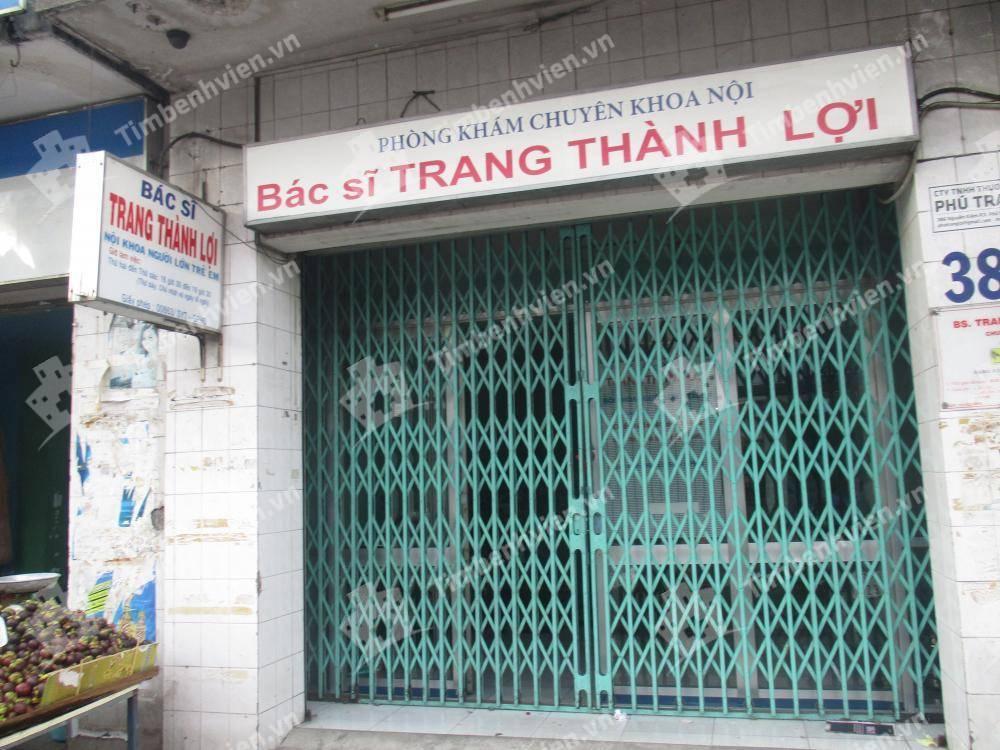 Phòng Khám Chuyên Khoa Nội Tổng Hợp - BS. Trang Thành Lợi