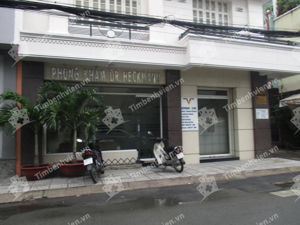 Phòng Khám Dr.Heckmann - Cổng chính